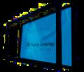 Интерактивные дисплеи и накладки