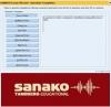 Экзаменационный модуль для лингафонного программного комплекса SANAKO Study (15 преподавателей)